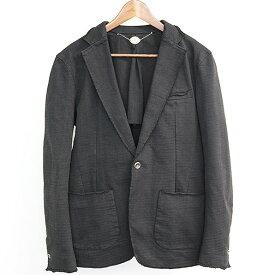 VADEL バデル メタルボタンジャケット ブラック 48【中古】