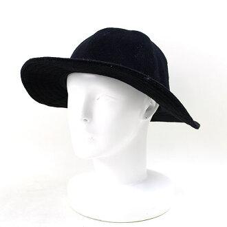 7bd590df1dc MODESCAPE Rakuten Ichiba Shop  N-S north 15AW melton wool field hat black F