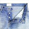 FEAR OF GOD Fear of god 4th COLLECTION Selvedge Denim Vintage Jean cell bitch crash processing denim underwear indigo 31