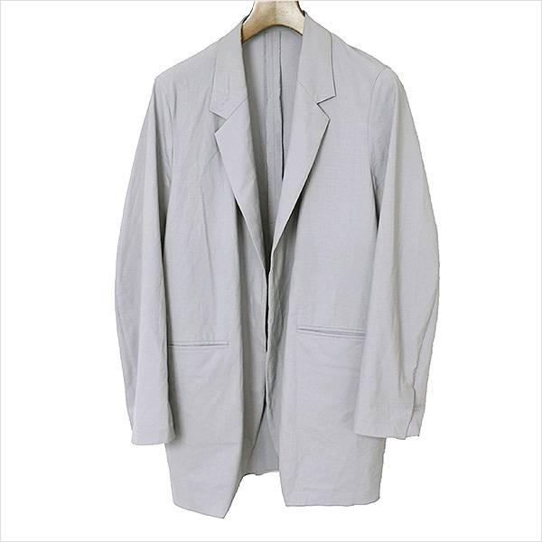 SUNSEA サンシー 15SS Super Nice Material Jacket スーパーナイスマテリアルジャケット グレー 2【中古】