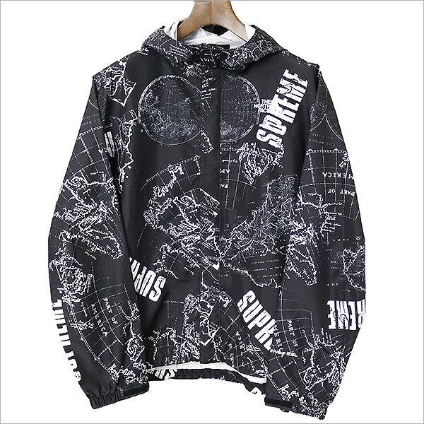 Supreme シュプリーム × The North Face ノースフェイス 12SS Venture Jacket ナイロンパーカー ブラック M【中古】