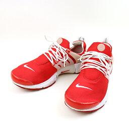 NIKE耐吉AIR PRESTO COMET RED 305919-611運動鞋人紅L(28~28.5cm左右)