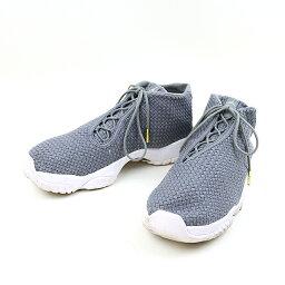 [中古]NIKE耐吉14AW Air Jordan Future中間cut運動鞋人灰色27.5cm