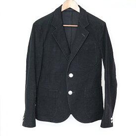 【中古】The Stylist Japan ザ スタイリスト ジャパン ×ATTIRE ボタン装飾2Bテーラードジャケット メンズ ブラック XS