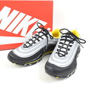 separation shoes e084b 4b8bc NIKE Nike AIR MAX 97 sneakers 921,826-008 men s silver 27.5cm