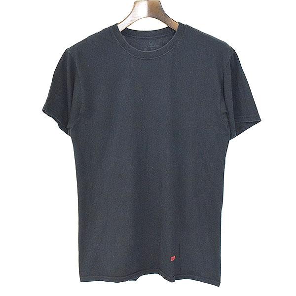 【中古】Supreme × Hanes シュプリーム × ヘインズ パックTシャツ メンズ ブラック S