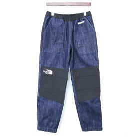 【中古】Supreme × THE NORTH FACE シュプリーム × ノースフェイス 15SS Denim Denali Pants デニムデナリパンツ インディゴ S メンズ