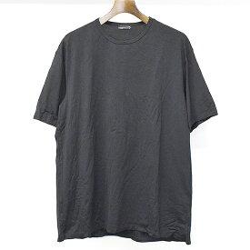【中古】LAD MUSICIAN ラッドミュージシャン 17SS ビッグTシャツ チャコールグレー 42 メンズ