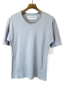 【中古】ripvanwinkle リップヴァンウインクル r(アール)ドルマンカットソー Tシャツ グレー 4 メンズ