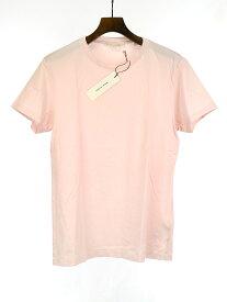 【中古】MARC JACOBS マーク ジェイコブス 16SSプリントTシャツ ピンク S メンズ