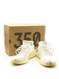 【中古】adidas アディダス YEEZY BOOST 350 V2 スニーカー ホワイト 28cm メンズ