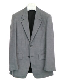 【中古】Maison Martin Margiela14 メゾンマルタンマルジェラ14 18SS ウールセットアップスーツ グレー 44 メンズ