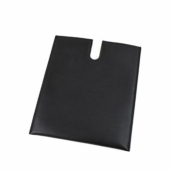 Rick Owens リックオウエンス ipad ケース ブラック 【中古】