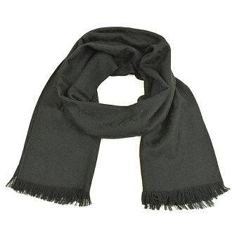 Supreme シュプリーム 17AW Fuck Wool Scarf silk blend wool scarf black