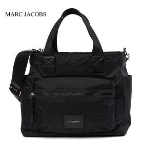 マークジェイコブス バッグ ナイロン 2way マザーズバッグ Marc Jacobs Biker Nylon Baby Bag Black