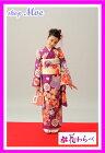 花わらべ2015新作10歳着物フルセット着物ブランド10才十歳女児ブランド着物フルセット♪wd101(hw_wd101)