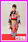 花わらべ2015新作10歳着物フルセット着物ブランド10才十歳女児ブランド着物フルセット♪wd102(hw_wd102)