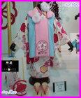 七五三着物3歳2012新作照英×ジャパンスタイル着物JAPANSTYLE着物3歳女児ブランド着物被布セット♪2012_js_jf-1