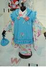 七五三着物三歳2011新作あしだまな×JAPANSTYLE着物3歳女児ブランド着物被布セット(2011_js_3-1)