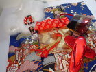【レンタル】成人式正絹振袖フルセット89800円均一青安心フルセットレンタル