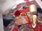 【レンタル】成人式正絹振袖フルセット89800円均一赤紺安心フルセットレンタル