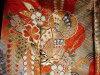 Moe♪成人儀式租賃和服租賃成人儀式租賃長袖和服租賃全套京都租賃衣服高級長袖和服純絲長袖和服租借服裝安心全套(紅)租賃盛裝016