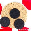 丸型 フェルトシート【50枚入り】フェルト黒色手芸用品 服 かばん アクセサリー 服 帽子 コサージュ ブローチ 等 手作り用品のタグに