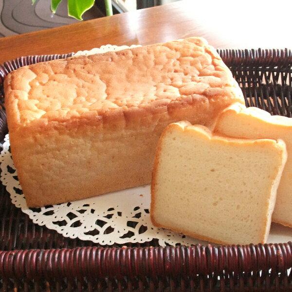 卵・小麦粉・乳製品不使用の食パン一斤(米粉パン)