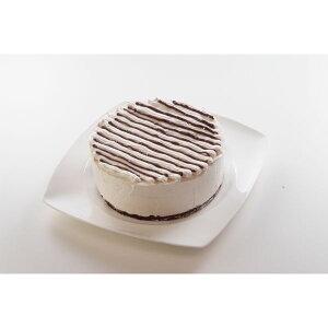 【アレルギー対応・冷凍便】卵・小麦粉・乳製品不使用のゼブラ15cm 米粉ケーキ
