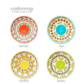 codomog PLATE(コドモグ プレート)・ほっこりテイストがかわいい陶器製皿♪男の子や女の子の子供キッズにおすすめのミニプレート。ケーキ皿やとりわけ皿に最適♪同柄のお茶碗やマグカップとセットで各種ギフトに!お誕生プレゼントにも。