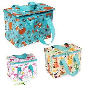【メール便対応】ピクニッククーラーボックス・箱型でマチも深さもある使いやすい保冷バッグ!麻素材のおしゃれで可愛いクーラーバッグ(ランチバッグ)です☆保温保冷機能付きなので運動会などのお弁当バックやショッピングバッグ(エコバッグ),ママバッグのサブバッグにも!