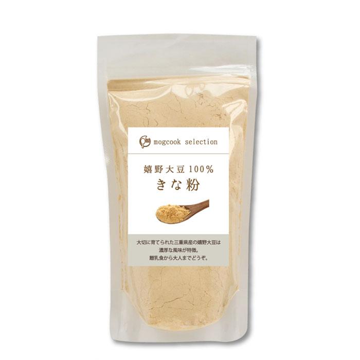 【嬉野大豆100%のきな粉(離乳食初期から)】