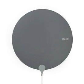 【スーパーセール対象】INKO Heating Mat Heal 電磁波ゼロ インクで温める USB ヒーター グレー