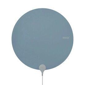 INKO Heating Mat Heal 電磁波ゼロ インクで温める USB ヒーター ミッドナイトブルー