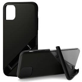 Campino カンピーノ iPhone 11Pro OLE stand アイフォン ケース カバー スマホケース ブラック 黒 ネコポス便配送 スタンド おしゃれ