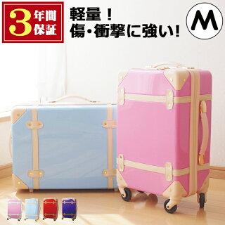 キャリーケースキャリーバッグLサイズスーツケースかわいい