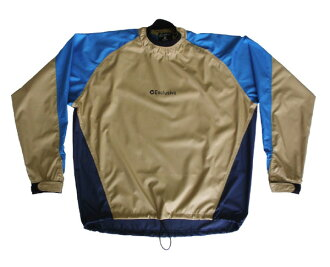 Exclusive-tail paddling jacket 10P22Jul11