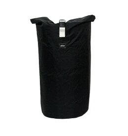 布団キャリーバック お布団収納袋 お布団バッグ ランドリーバック (無地) お昼寝布団バック 縦型 撥水