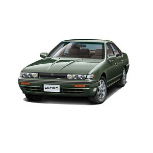 1/24 ザ・モデルカー No.91 ニッサン A31セフィーロ '91