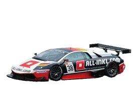 1/24 ランボルギーニ ムルシエラゴ R-SV 2011 GT1 Zolder #38