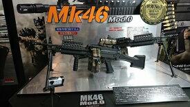 【予約品】【12月12日発売予定】東京マルイ次世代電動ガン LMG ミニミ MK46 Mod.0【超大型送料】【送料無料対象外】
