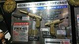 【予約品】【発売日未定】東京マルイガスブローバックFNX-45TacticalFDE