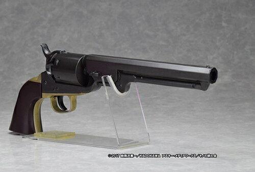 【予約品】【2019年5月発売予定】キノがもつ愛銃 パースエイダー/カノン スティールブラック塗装 水鉄砲