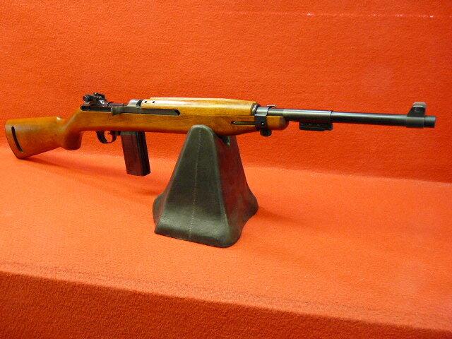 マルシン・M1カービンCDX・6mmCO2ブローバック 高級ブナ製木製ストック