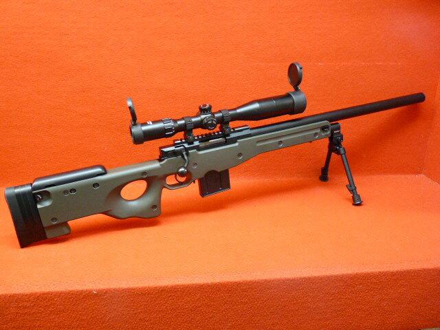 東京マルイ L96 AWS ボルトアクションエアーライフル