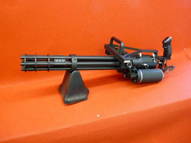 CAW M134 ミニガン