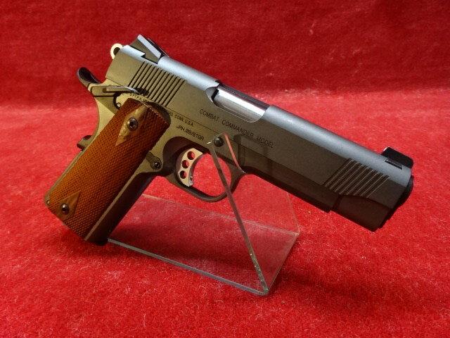 タニオコバ発火型モデルガン・GM7.5 COLT XSEショートモデル【スマホエントリーでポイント10倍】
