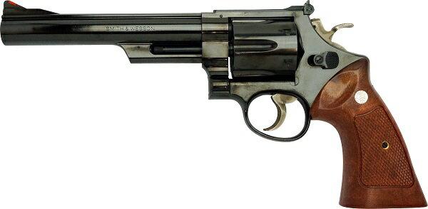 """タナカワークス・S&W M29 カウンターボアード """"Dirty Harry Model"""" 6-1/2inch HW スチールジュピターフィニッシュ(モデルガン)"""