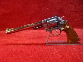 タナカ発火型モデルガン S&W M629 8インチ ステンレスモデル