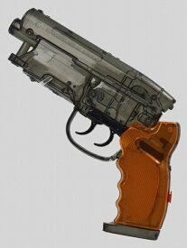 Fullcock 高木型 弐0壱九年式 爆水拳銃 M2019 ブラスター クリアブラック カラー 水鉄砲 【あす楽】【店内全品3%オフクーポン】